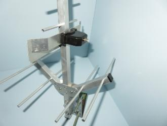 Photo of 10 ELEMENT UHF YAGI ANTENNA
