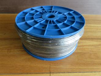 Photo of 100 M ROLL RG 6 TRISHIELD COAX CABLE