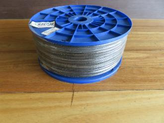 Photo of 100 M ROLL RG 6 QUADSHIELD COAX CABLE
