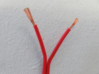 Photo of 24 STRAND FIG 8 PER/M RED