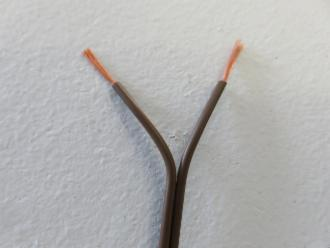 Photo of 14 STRAND FIG 8 PER/M BROWN