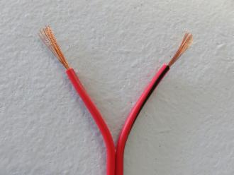Photo of 14 STRAND FIG 8 PER/M RED