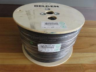 Photo of TWIN PAIR RG 6 QUAD 150 M COAX CABLE