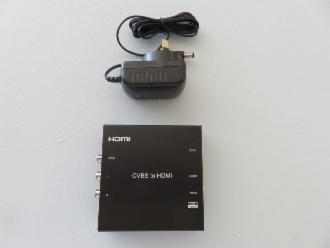 Photo of PRO2 RCA - HDMI UPCONVERTER