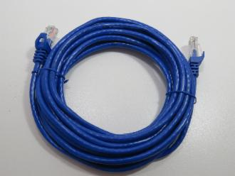 Photo of CAT 5 PATCH LEAD 5 M LONG
