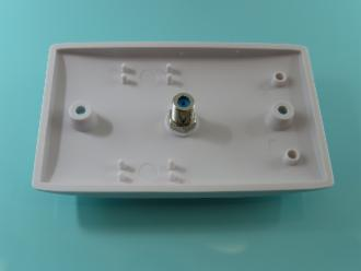 Photo of F - F BLUE WALL PLATE