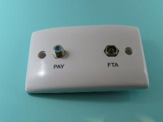 Photo of FTA - PAY PLATE