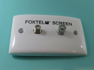 Photo of FOX SCREEN WALL PLATE