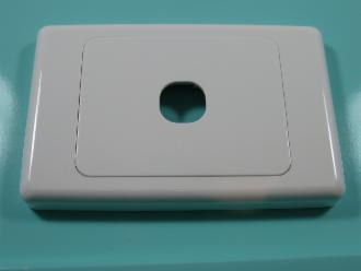 Photo of 1 HOLE CLIPSL PLATE