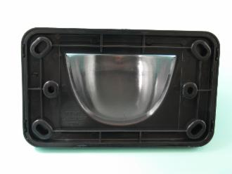 Photo of BULLNOSE PLATE BLACK