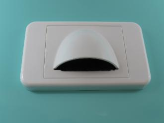 Photo of SMALL BULLNOSE PLATE