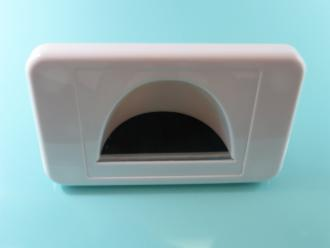 Photo of INVERTED BULLNOSE PLATE
