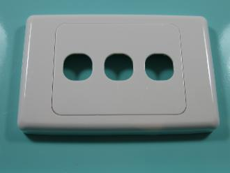Photo of 3 HOLE CLIPSL PLATE