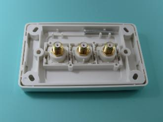 Photo of 3 RCA PLATE