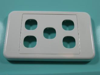 Photo of 5 HOLE CLIPSL PLATE