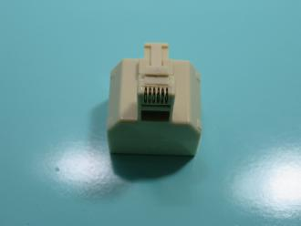 Photo of RJ 12 PLUG IN SPLITTER