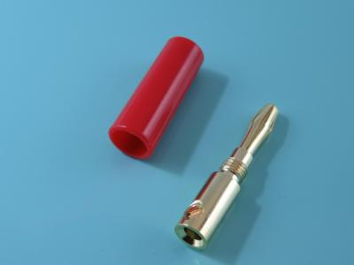 Photo of GOLD BANANA PLUG RED BAND